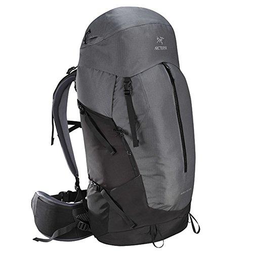 アークテリクス(アークテリクス) ボラAR63 バックパック メンズ Bora AR 63 Backpack L06841800 Titanium バックカントリー B07SJRZW5R グレー M
