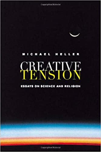 Creative Tension Essays On Science  Religion Michael Heller  Creative Tension Essays On Science  Religion Michael Heller   Amazoncom Books