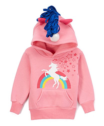 Doodle Pants - Unicorn Hoodie with Horn - 18M]()