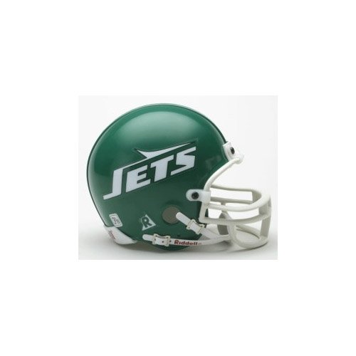 Jets de New York de 1978 - 1989 Throwback Replica Mini Helmet