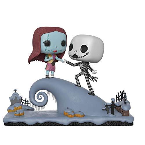 Pop Vinyl Movie Moments Disney Nbx Jack And Sally On The Hill
