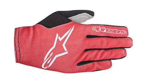 2 Homme blanc Pour nbsp;gants Alpinestars Aero Rouge pxw7aBnqA