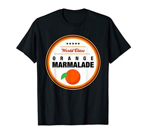 Matching Group Halloween Costume Shirt Orange Marmalade
