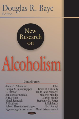 Read Online New Research on Alcoholism pdf