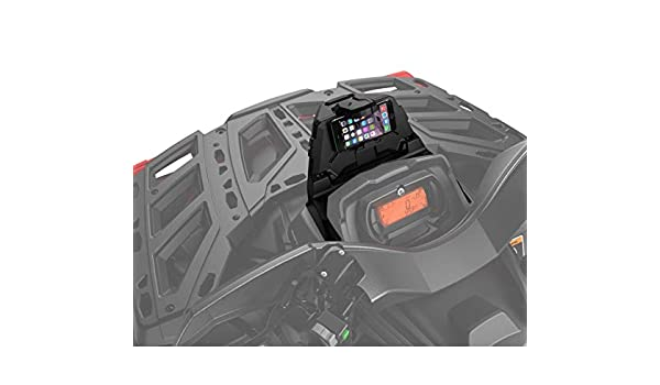 X3 Electric Device Tablet Holder GPS Mount for 2017-2020 Can Am Maverick X3 Replace OEM 715002874