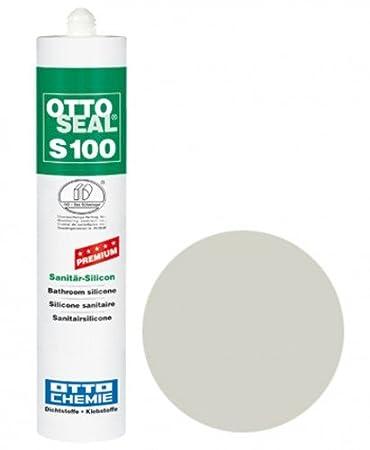 Otto Seal S 100 C94 Silbergrau, Sanitär Silicon
