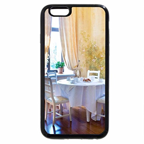 iPhone 6S / iPhone 6 Case (Black) Luxurious Dining Room