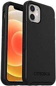 OtterBox Symmetry Series Case for iPhone 12 Mini - Black (77-65891)