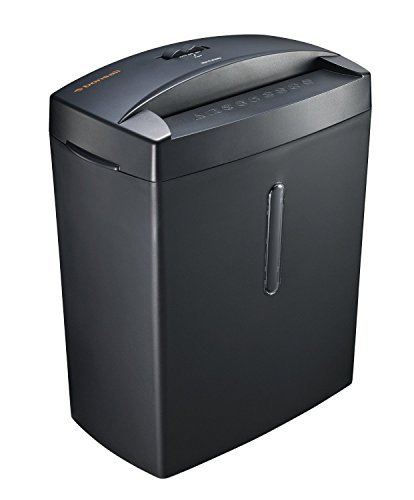Bonsaii DocShred C560-D 6-Sheet High-Security Micro-Cut Shredder