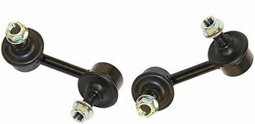PartsW 2 Pc Kit Rear Sway Bar Links Left & - Bar Honda Rear Civic Sway