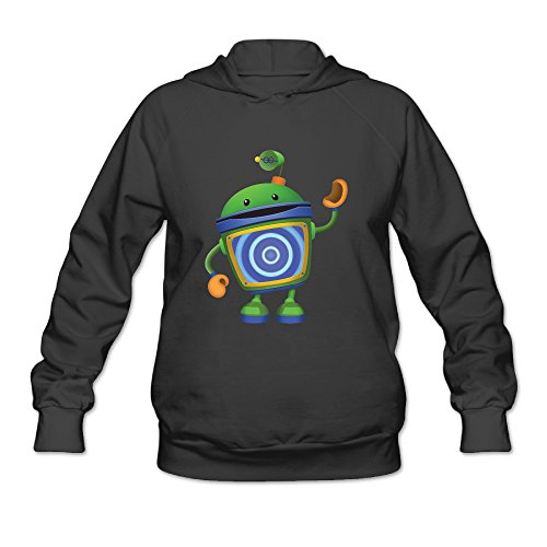 Team Umizoomi Women's Hooded Sweatshirt