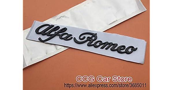 Amazon.com: 5 piezas de metal con el logotipo de ROMEO ...
