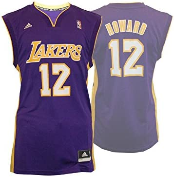 adidas LA Lakers # 12 Dwight Howard Camiseta/NBA Réplica Jersey, Color, tamaño S: Amazon.es: Deportes y aire libre