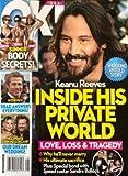OK! USA Magazine (July 15, 2019) Keanu Reeves Inside His Private World