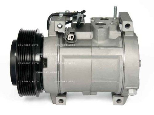 Amazon.com: 2003 - 2011 Honda Element New AC A/C Compressor With 1 year Warranty: Automotive
