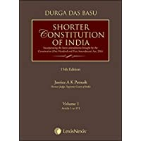 DD Basu's Shorter Constitution of India (Set of 2 Volumes)