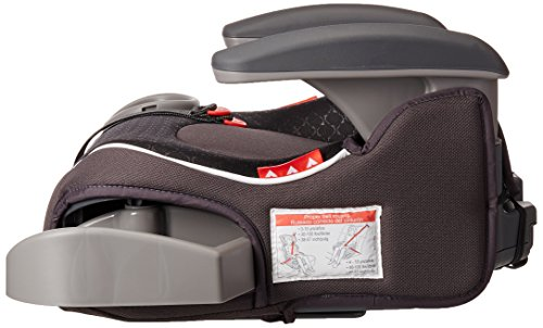 graco affix backless youth booster seat with latch system. Black Bedroom Furniture Sets. Home Design Ideas