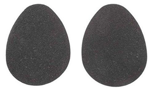 UZZO 1/2/10Pairs, Self-Adhesive Wearproof Rubber Antislip...