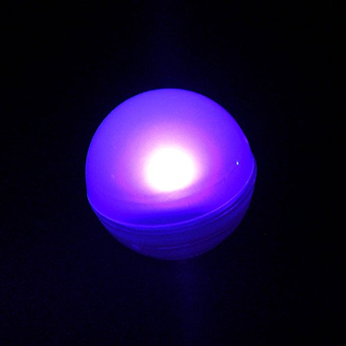 Kitosun Magical Light Berry LED Ball Floating LED Vase Light Firefly Effect Glowing Pearl with Battery 3/4