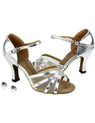 Very Fine Ladies Women Ballroom Dance Shoes EK6027 With 2.5 Heel