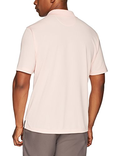 Amazon Essentials Men's Regular-Fit Quick-Dry Golf Polo Shirt, Light Pink, XX-Large by Amazon Essentials (Image #4)