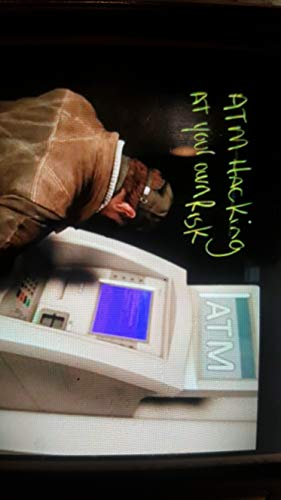 ATM hacking at your own risk