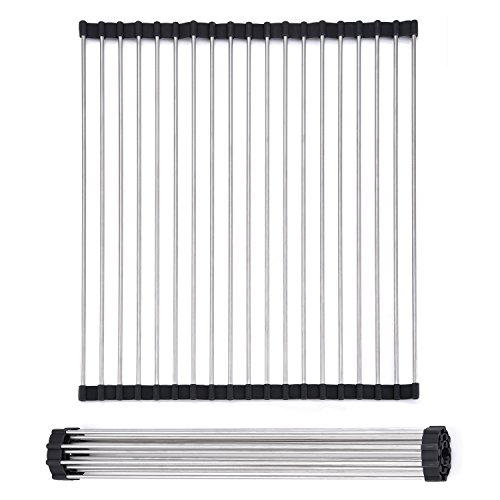 DR R1520 Stainless Roll up Drying Drainer