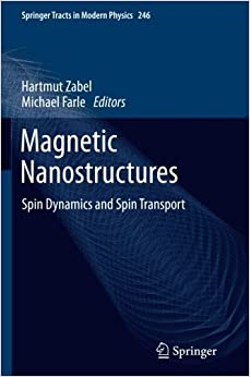 Book Magnetic Nanostructures: Spin Dynamics and Spin Transport (Springer Tracts in Modern Physics) (2014-10-15)