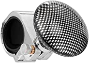 BESPORTBLE Steering Wheel Spinner Knob Volante Veículo Impulsionador Aid Controle Alça Bola de Golfe Driving H