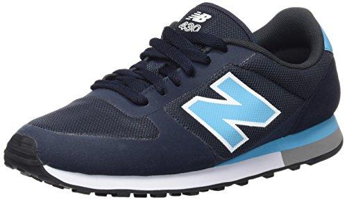 New Balance U430v1, Zapatillas para Hombre Azul (Blue)