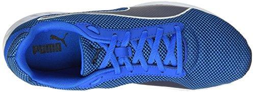 Puma Burst Mesh - Zapatillas Hombre Azul Royal