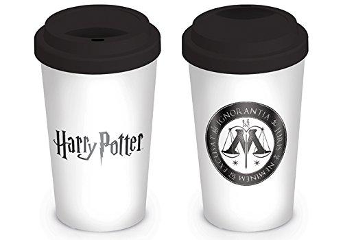 Ministry Of Magic Travel Mug