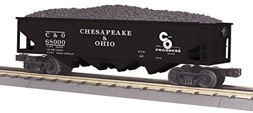 - MTH 30-79426 O C&O Hopper w/Operating Coal Load