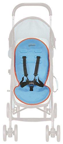 Geleeo Baby Stroller Cooling Gel Liner ()