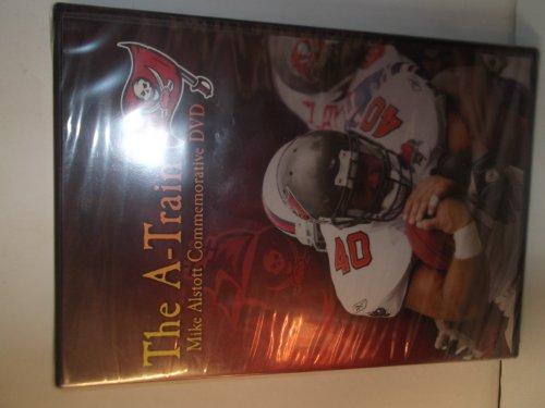 Mike Alstott Nfl - The a Train... Mike Alstott Commemorative Dvd