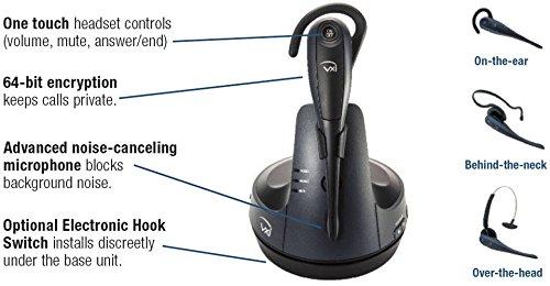 Cisco & Linksys compatible VXI Wireless Headset | V150
