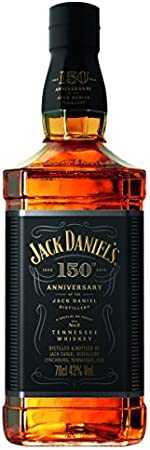 Jack Daniels - 150th Anniversary Limited Edition - Whisky