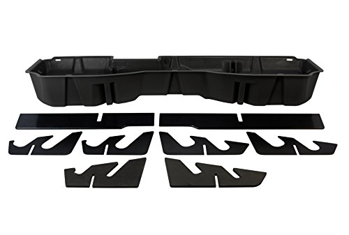 DU-HA 10300 Black Seat Storage