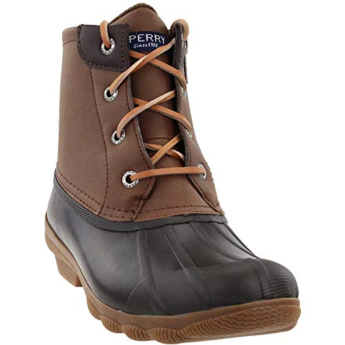 Sperry Top-Sider Syren Gulf Duck Boot Women 8.5 Brown