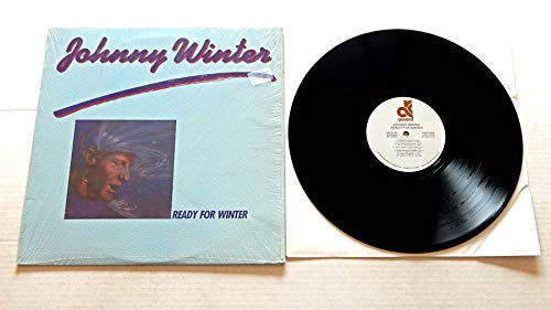 Johnny Winter READY FOR WINTER - Accord Record Corporation 1981 - USED Vinyl LP Record - 1981 Pressing - RARE - Road Runner - Gangster Of Love - Shed So Many Tears - Leave My Woman Alone