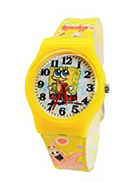 SpongeBob SquarePants Wrist Watch For Kids . Large Display.