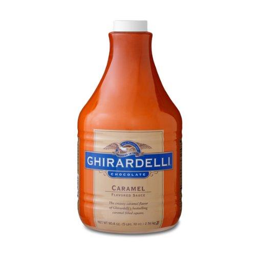 Ghirardelli Caramel Sauce 1 64 Ounce Bottle