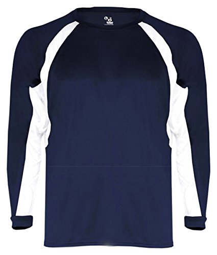 Badger 4154 - B-Dry Core Hook Long Sleeve T-Shirt