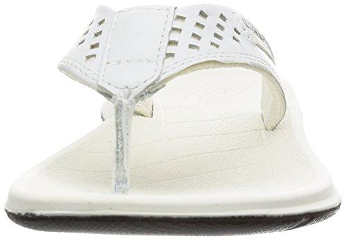 Intrinsic ECCO ffel Mujer Zapatillas T Blanco para de Exterior Ladies White1007 Deporte HqwAdUqr