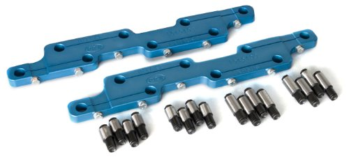 (PRW 1545400 Billet Aluminum Stud Girdle with Brodix-2 Standard Stud Spacing 7/16
