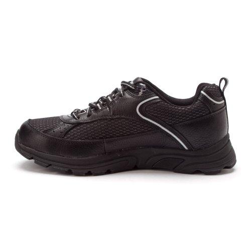 Trok Schoenvrouwen Athena Atletische Schoen, Zwart / Grijs, 12 Ons