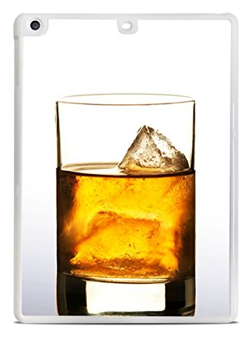 (Whiskey on the Rocks Black iPad Air Silicone Case)