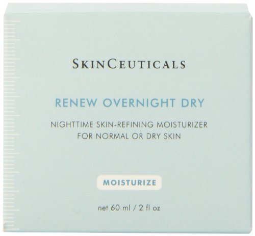 Aloe 2 Ounce Jar - Skinceuticals Renew Overnight Dry Skin-refining Moisturizer For Normal Or Dry Skin, 2-Ounce Jar