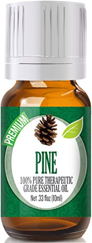 Pine 100% Pure, Best Therapeutic Grade Essential Oil - 10ml