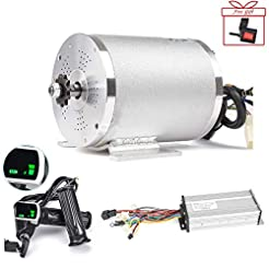 Electric Brushless DC Motor Complete Kit...